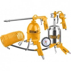 INGCO Kit accessori compressori 5pz