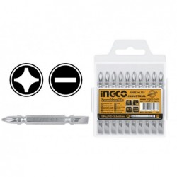 INGCO Set 10pz bit ph2+sl