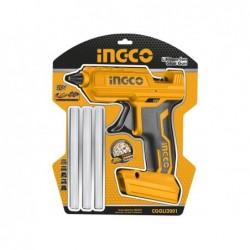 INGCO Pistola termocollante a batteria litio 20v nuda