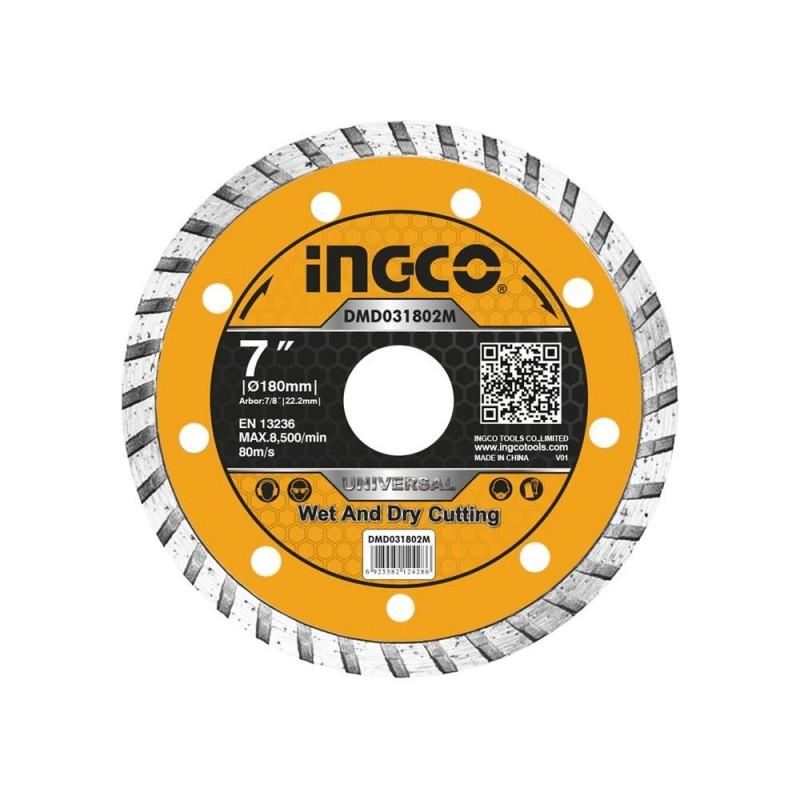 INGCO Disco diamantato turbo
