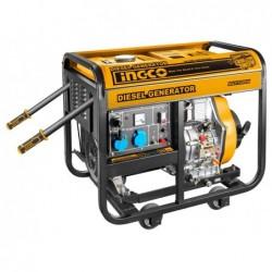 INGCO Generatore corrente a gasolio 4.5kw