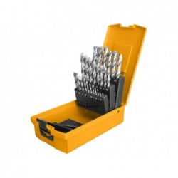 INGCO Set 25 punte hss 1-13mm/0,5mm