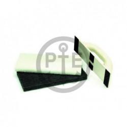 PAVAN ERNESTO & FIGLI S.P.A. Ricambio nero fibra dura 873/rn