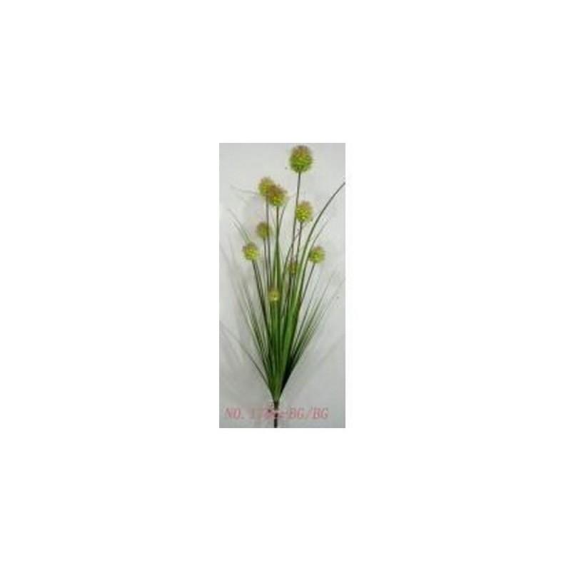 XONE Mazzetto verde con fiore sfera
