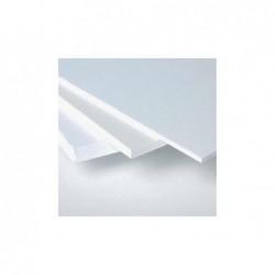 POLIMARK Plexiglass Bianco spessore 2,5mm