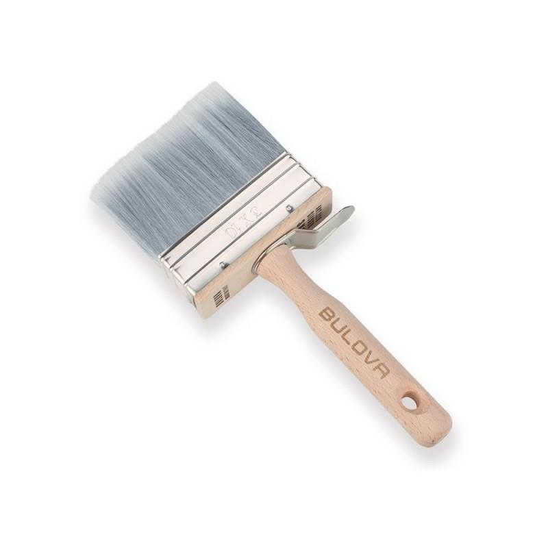 BULOVA Plafoncino silver inox fibra sintetica