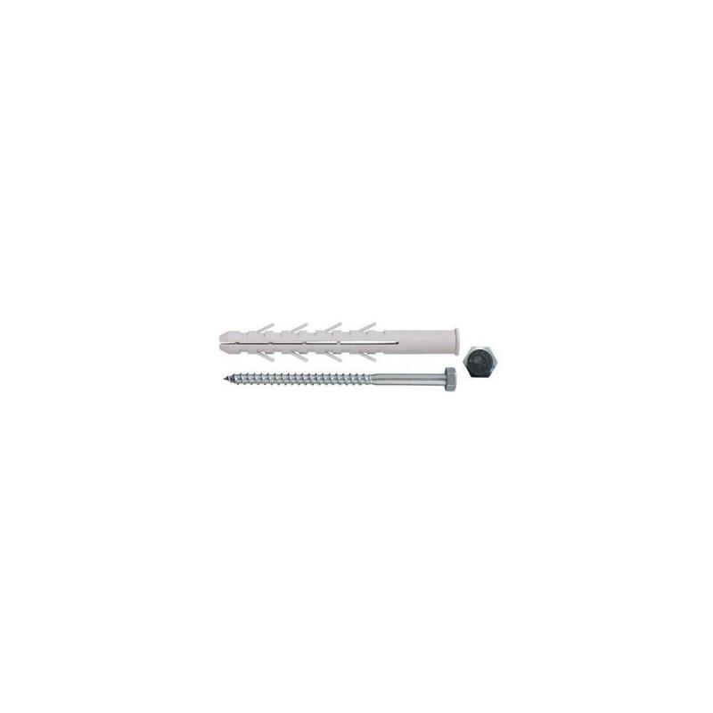 FRIULSIDER Tassello prolungato tup4 testa esagonale 12x200