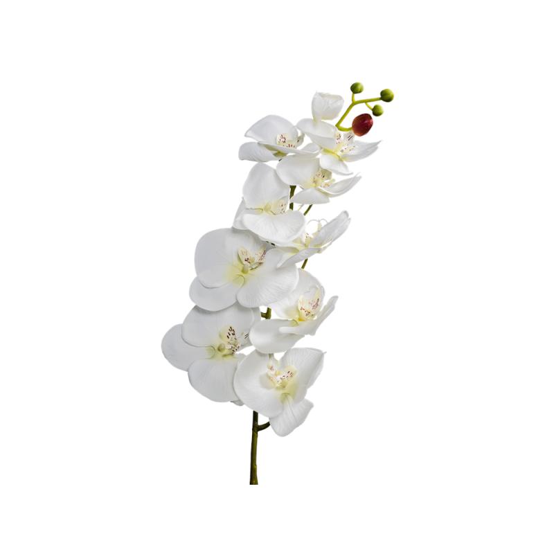 XONE Orchidea h100cm real touch colore bianco