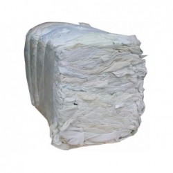 JONICA PEZZAMI Balletta stracci bianchi 10 kg