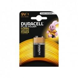 DURACELL Batteria plus power transistor 9v blister 1pz