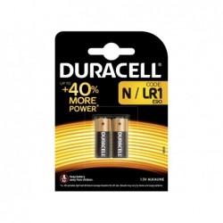 DURACELL Batteria mn9100 1,5v- apricancello/macchina blister 2pz