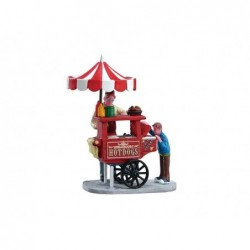 LEMAX Carretto hot dogs-Hot dog Cart