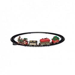 LEMAX Treno con movimenti express - Yuletide Express