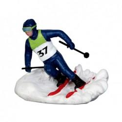 LEMAX Sciatore in slalom-Slalom Racer