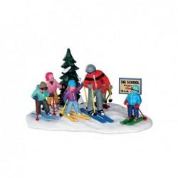 LEMAX Paesaggio scuola di sci - Ski School
