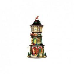 LEMAX Campanile di Natale -Christmas Clock tower