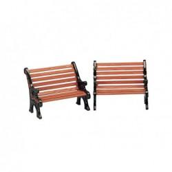 LEMAX Panchine da parco-Park Bench