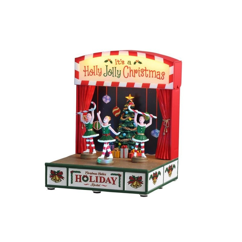 LEMAX Recita di Natale - Christmas Belle's Holiday Recital