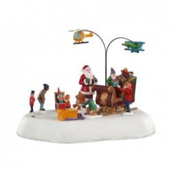 LEMAX Regali di Babbo Natale-Jolly Toys