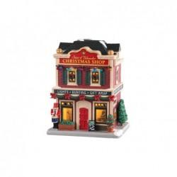 LEMAX Negozio di Articoli Natalizi-Star of Wonder Christmas Shop
