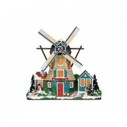 LEMAX Mulino vento-Windmill