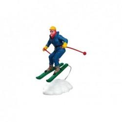 LEMAX Salto con gli sci-Weekend Skier