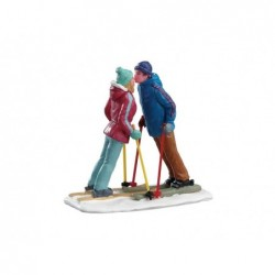 LEMAX Innamorati sugli scii-First ski date