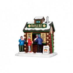 LEMAX Venditore di Waffle Hut