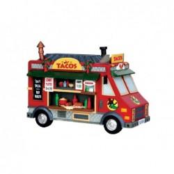 LEMAX Camion taco-Taco Food Truck