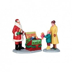 LEMAX Stagione di doni-A season of giving set of 2