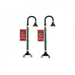 LEMAX Lampioni municipali-Municipal Street Lamp