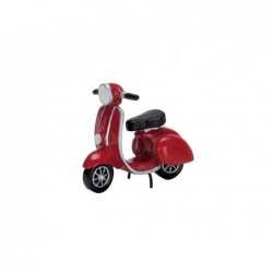 LEMAX Soggetto vespa rossa-Red Moped