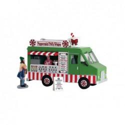 LEMAX Camioncino dei dolci alla menta piperita-Peppermint food truck