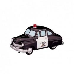 LEMAX Macchina polizia-Police Squad