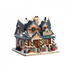 LEMAX Casa decorazione dei Pini-Lone pine christmas