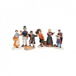 LEMAX Figure cittadine-Townsfolk figurines
