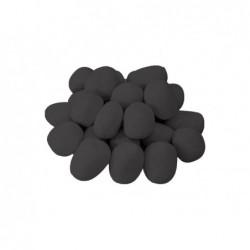 XONE Pietre decorative nere