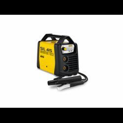DECA Saldatrice sil415 inverter 230/50-60 1ph con accessori