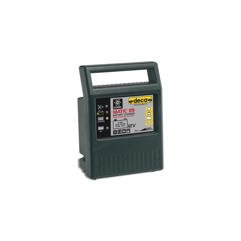DECA Caricabatterie matic 119