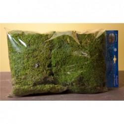 ROSSI ROSA Muschio naturale a tappeto 90 gr.