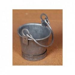 ROSSI ROSA Secchio metallo diametro cm 2
