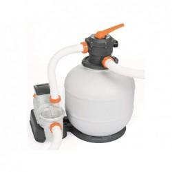 BESTWAY Pompa filtro a sabbia bestway 58499 flowclear da 7.570 lt/h per piscina