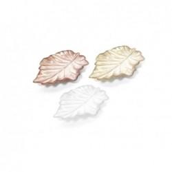 MERCURY Ciotola a forma di foglia leaves 15cm