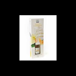 MERCURY Diffusore di essenza con bacchetti ml 125 vaniglia mandarino