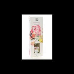 MERCURY Diffusore di essenza con bacchetti ml 125 rosa fico e zenzero