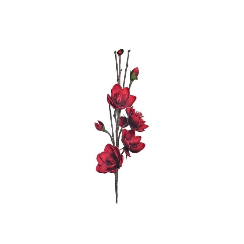 MERCURY Telo 4 magnolie con gemme e foglie h.105cm