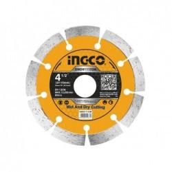 INGCO Disco diamantato 115mm