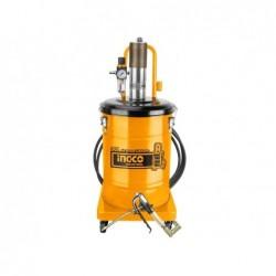 INGCO Ingrassatore pneumatico 30l