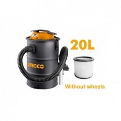 INGCO Aspiracenere 20l 1200w