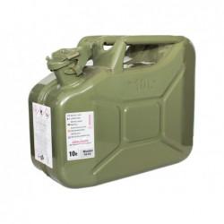 EFFE Tanica metallo verde certificata 10lt